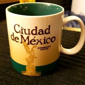 Starbucks 'You Are Here'-Mexico City Mug